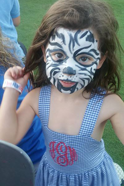 Fit N Fun - Facepainting